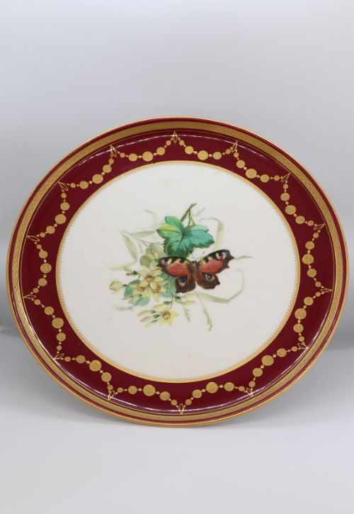 Minton pair of comports Image