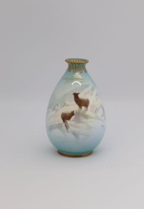 Doulton miniature vase Image